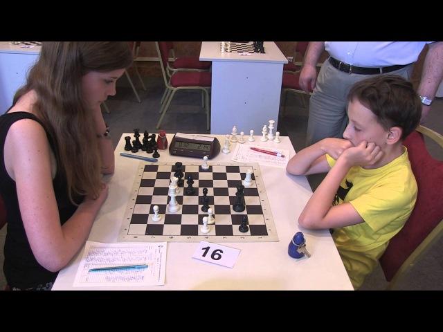 Rodionova - Endgame (1) Chess Festival. Suzdal. 2013