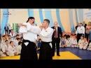 Стивен Сигал провел в Астане мастер класс по айкидо