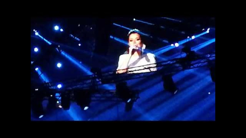 Ани Лорак - I will always love you (шоу Дива, концерт)