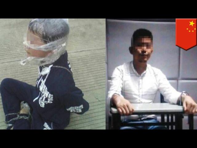 Мальчик убежал от похитителя, воспользовавшись знаниями из фильмов