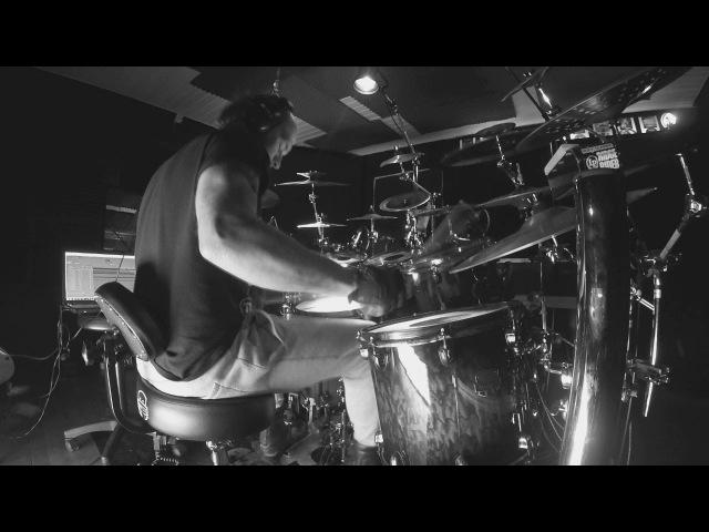 Guitar Skull Project KUSZENIE MIETASA - Lucass DRUMCAM!