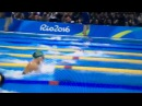 Заплыв на 100 метров брассом, Юлия Ефимова стала серебряным призёром Олимпиады 2016