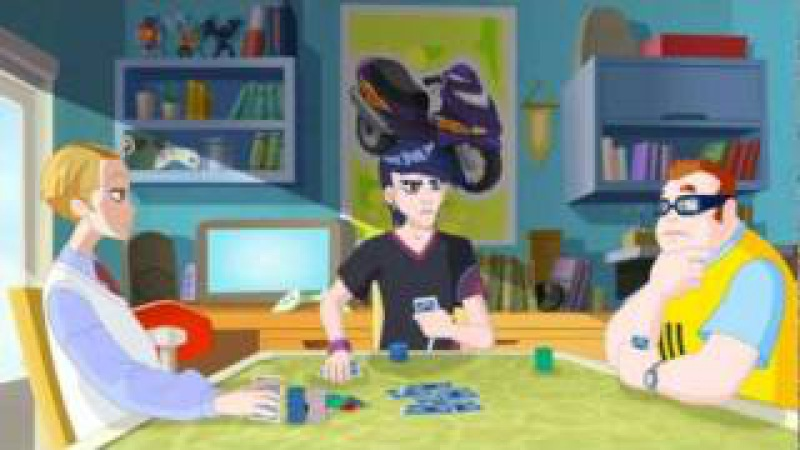 Angel's Friends Episode 05 The Rules of the Game