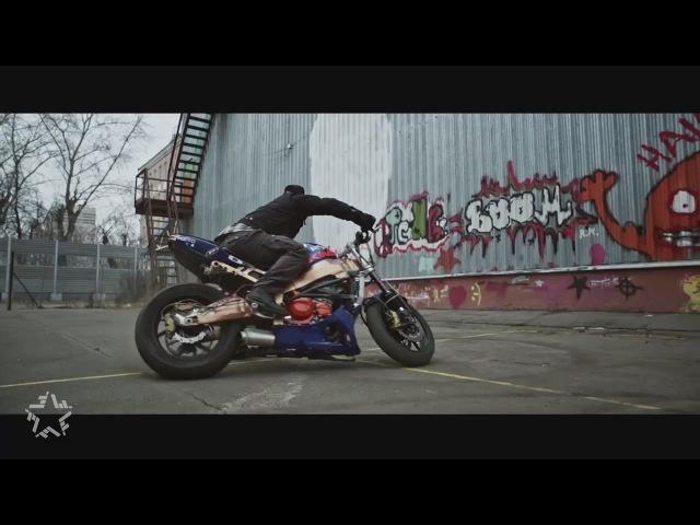 ЛИГАЛАЙЗ-КАРАВАН(feat.АндрейГризли,IkaArtForceCrew