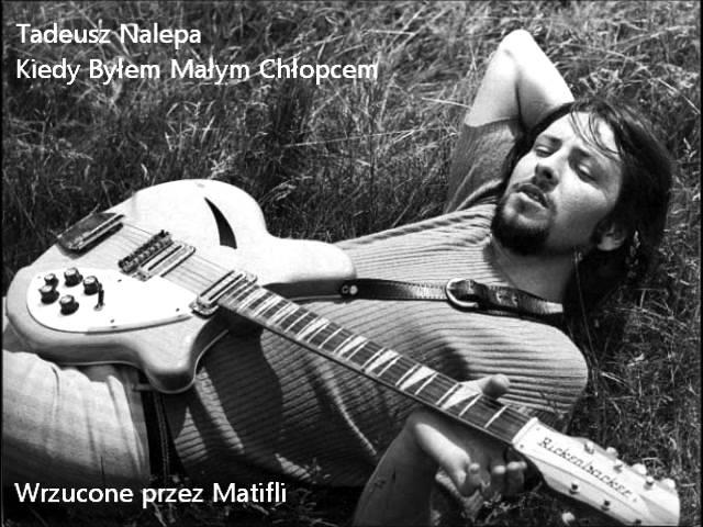 Breakout,Tadeusz Nalepa - Kiedy Byłem Małym Chłopcem Live HD