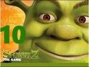 Shrek 2: The Game 10 Серия Побег за кота в сапогах