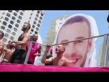 Apostasía final en Israel: El mayor desfile gay se realiza en Israel