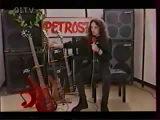 Алик Грановский о бас гитарах Warwick рассказывает в программе