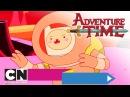Время приключений Лëд и пламя Земля и вода серия целиком Cartoon Network
