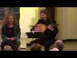 Flow my Teares - John Dowland Emma Kirkby and Joel Frederiksen