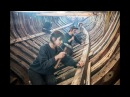 ПОСТРОЙКА ЯХТЫ 13 Stringers Breast Hooks Replace the Keel Timber Rebuilding Tally Ho EP13