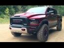 Dodge RAM 1500 Rebel TRX