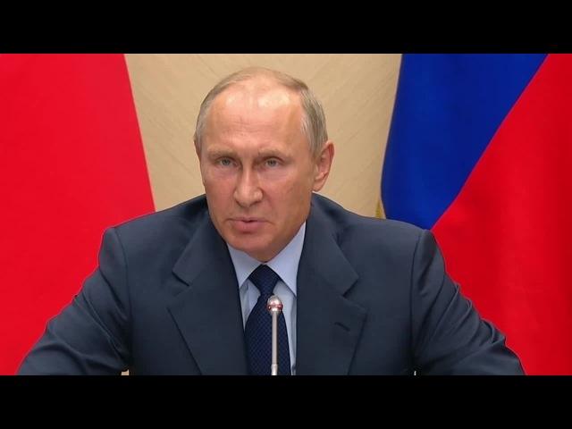 Жириновский реагирует на заявление Путина о том, что продолжается