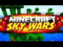 СУПЕР ИГРА В Sky Wars В Minecraft НА СЕРВЕРЕ VimeWorld