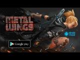 Обзор Metal Wings Elite Force - Шуттер в стиле Contra на андроид!