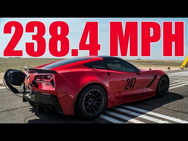C7 Corvette Mile Record: 238.4 MPH