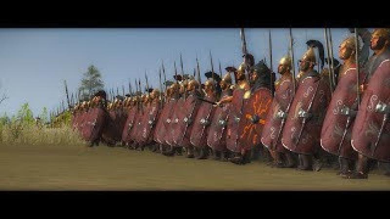 Battle of Telamon 225 BC   Total War Rome 2.