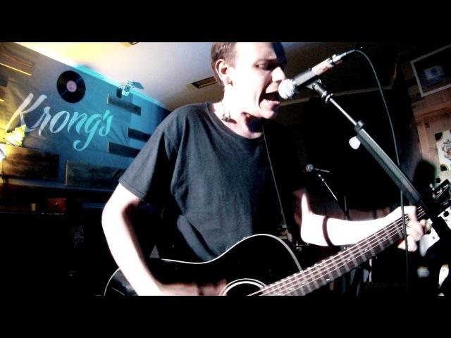 Андрей Алкашников (Skulls, Angels and Sluts) - На острых крошках (acoustic)