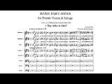 Gustav Holst - Seven Part-Songs (1926)