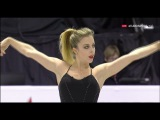 Ashley Wagner SP 2017 Skate Canada International