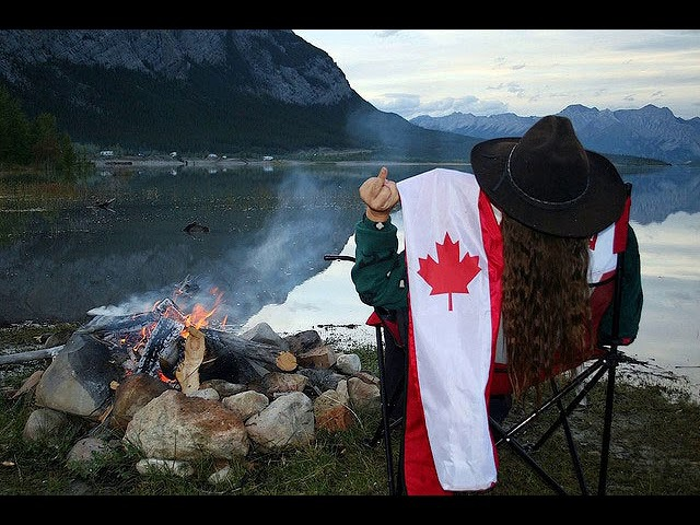 Бабулин DarkNet 4 Жизнь в Канаде. Лигалайз. Свежий воздух