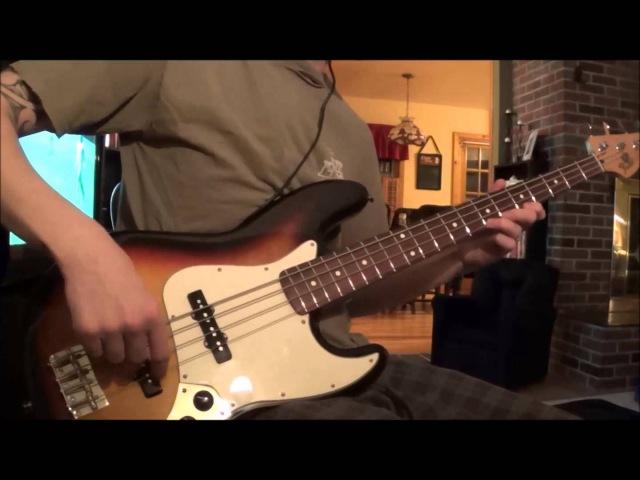 Boss Flanger Bass Demo BF-2 Flanger