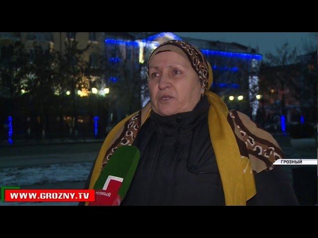 Айшат Гучигова, обращавшаяся к Рамзану Кадырову с прикрытым лицом, оказалась психически нездоровой