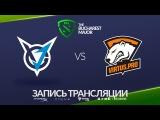 Virtus.pro vs VGJ.Thunder, Bucharest Major, game 1
