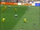 Rumania elimina a Argentina gol de Dumitrescu Mundial 1994