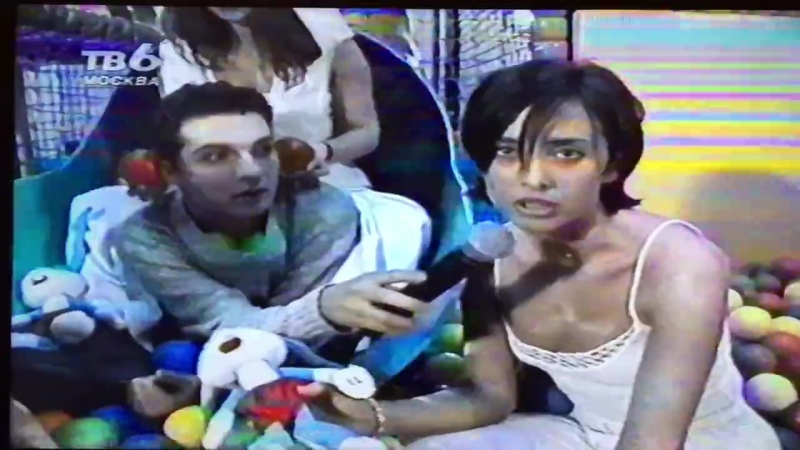 Блестящие на ТВ6 Москва (1999 г.)
