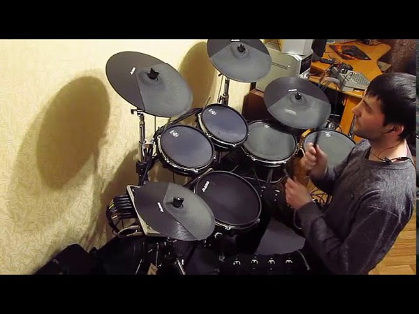 Beastie boys - Figth for your right (drum cover by Vladimir DC Drummer)