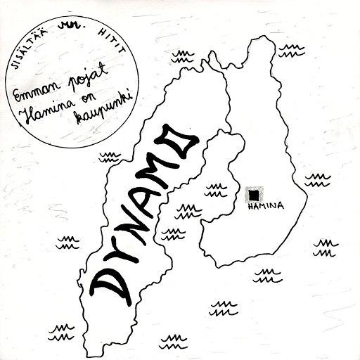 Dynamo альбом Hamina on kaupunki