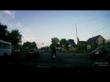 Трюкач на Можайском шоссе