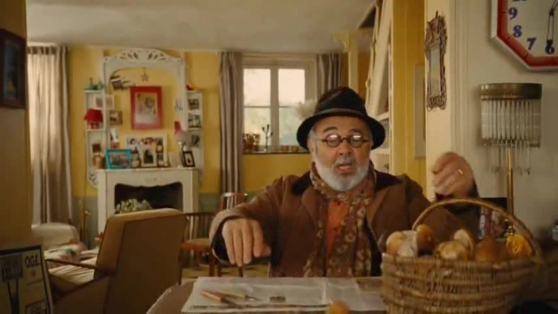 Жерар Жюньо и Жозиан Баласко - Mas Que Nada (Мой герой)
