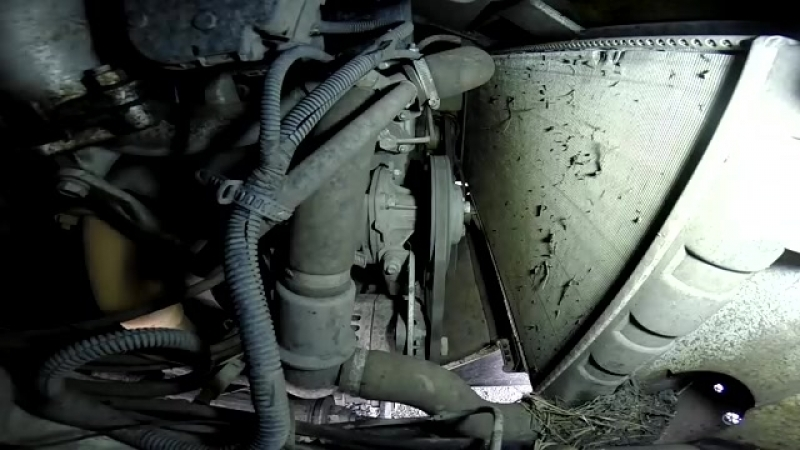 Что происходит с генератором ВАЗ 21214 м при форсировании брода,