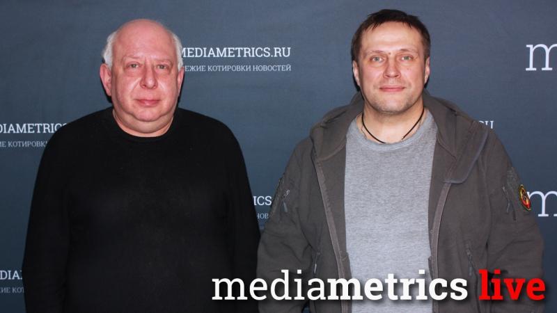 Перекресток времен с Евгением Бенем. В гостях Алексей Мельников