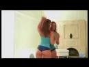 Жгучий танец красивых девушек секи попки 2014