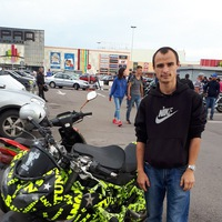Анкета Sergey Lysov