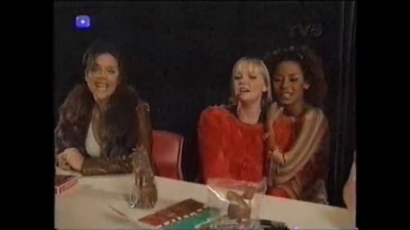 Spice Girls - TV5 Francesa