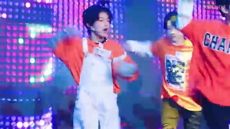 【Fancam】 YHBOYS 170527 Mini FM 《阳光小鬼头》focus (cr:SummerNoNo)
