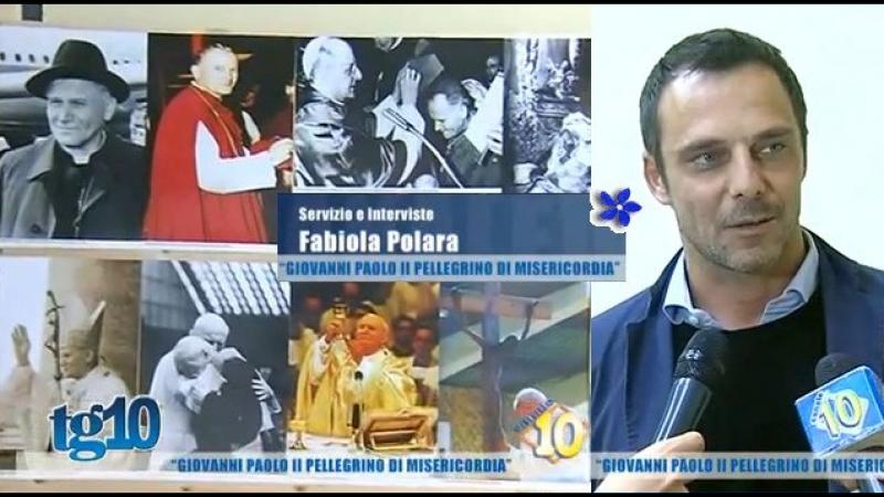 Giovanni Paolo II pellegrino di misericordia del 15 Apr 2014