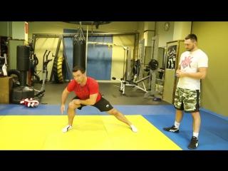 SLs Как сесть на шпагат за 2 недели. Секретная Методика чемпиона мира по Кикбоксингу