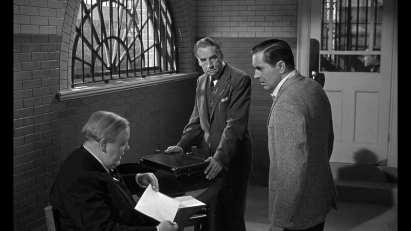 «Свидетель обвинения» (1957) - детектив, драма, реж. Билли Уайлдер
