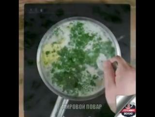 Финский рыбный суп!