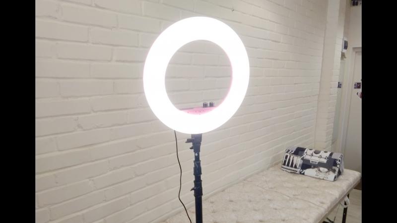Лампа для селфи, лампа для Lash мейкеров