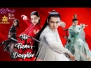 THE FLAME'S DAUGHTER 9