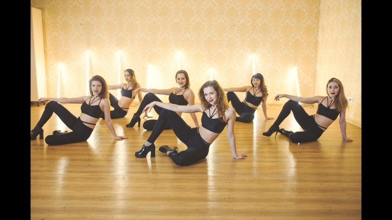 Strip / Танцы в Омске / Студия танца Багира