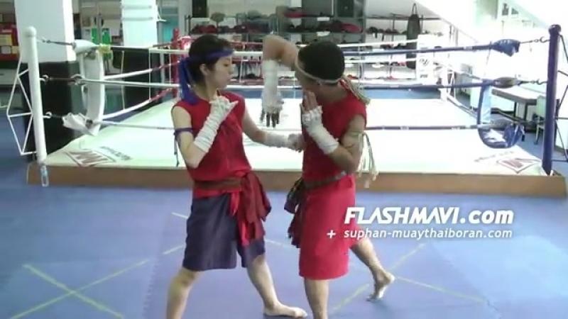 5 Muay Boran Elbow Strikes