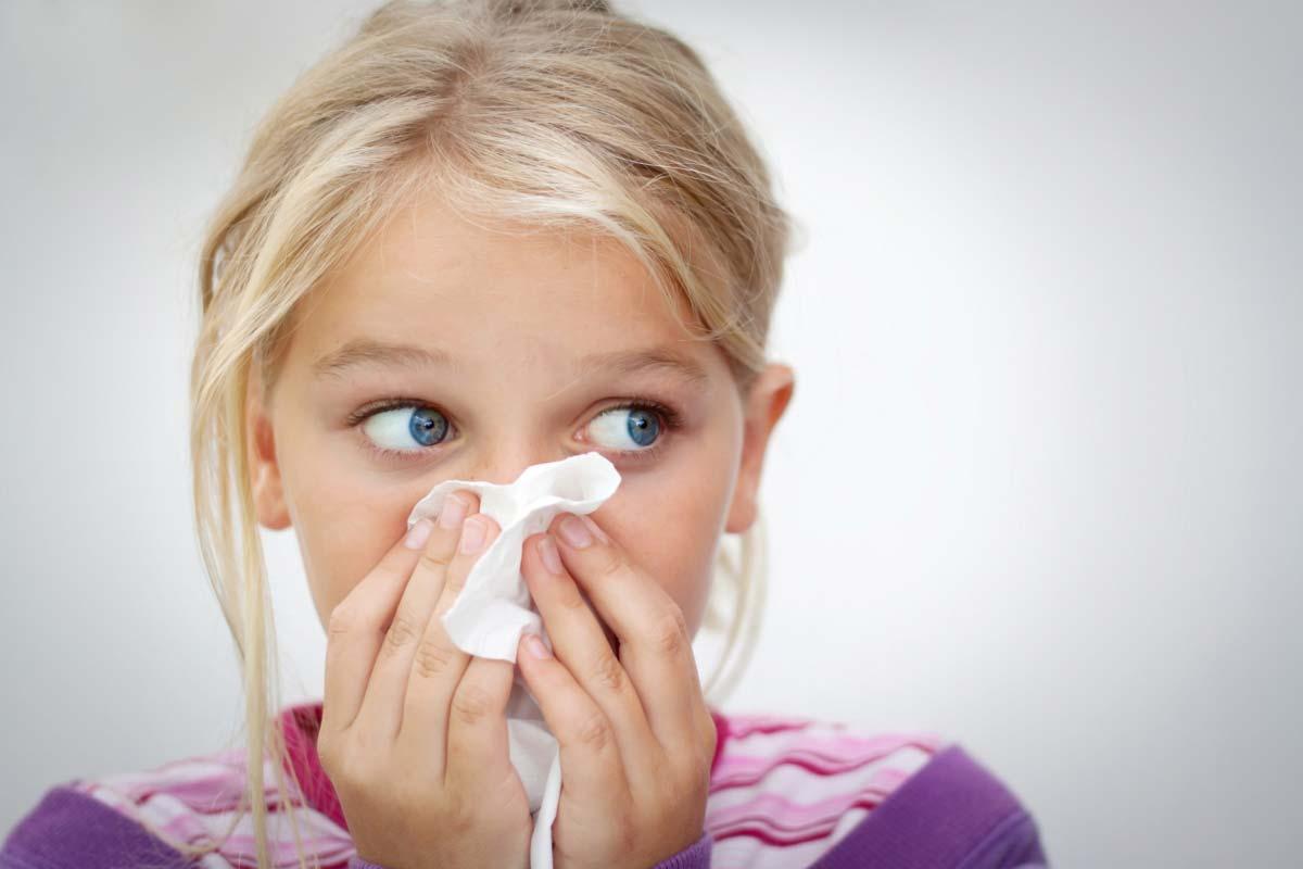 Каковы различные типы пищевых аллергий у детей?