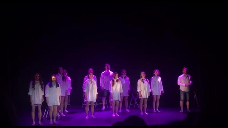 The Song of Purple Summer (из «Spring Awakening») - Майский Концерт-2018 театра MESS